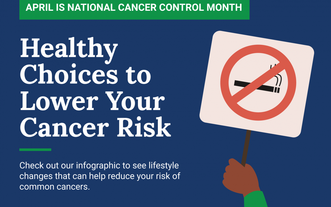 Cancer Control Month