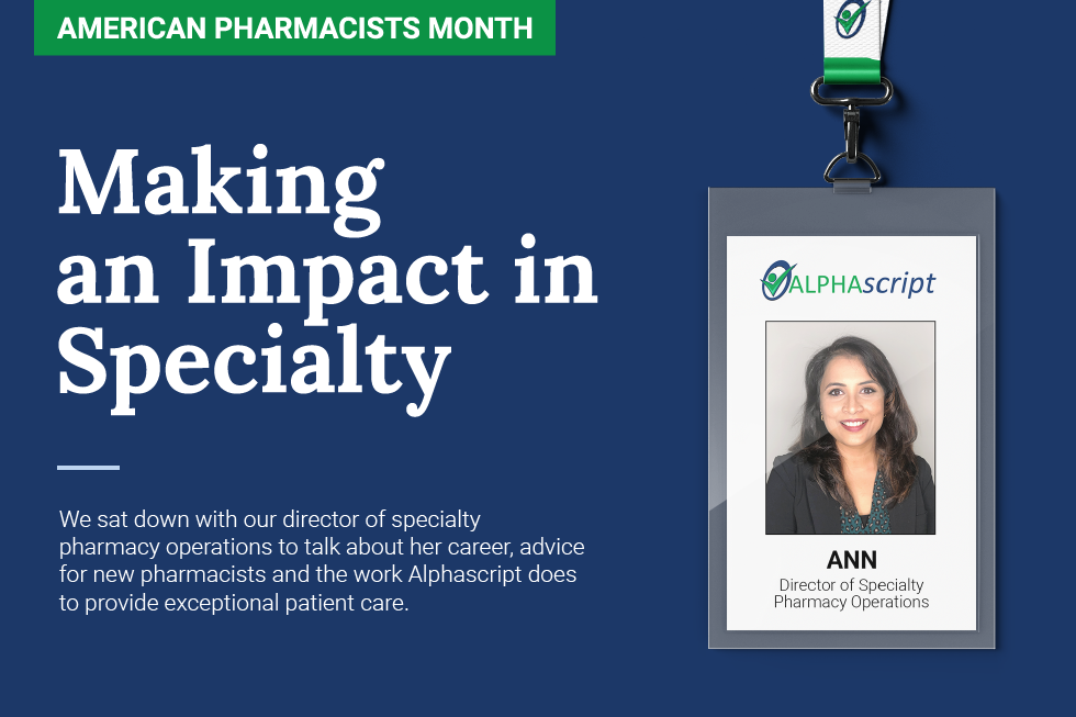 Making an Impact in Specialty